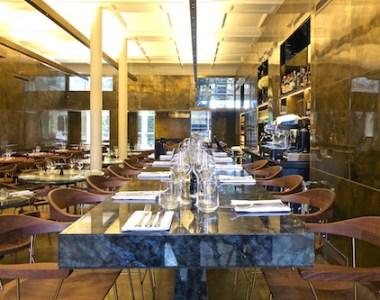 Celebrity chef opens elite Mayfair venue
