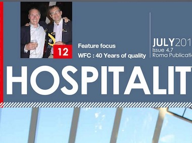 This month in Premier Hospitality Issue 4.7