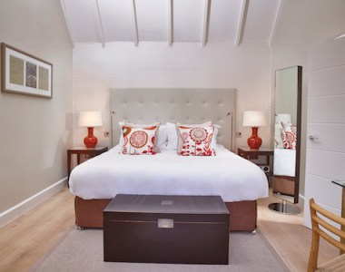 The Dormy House Hotel opens court
