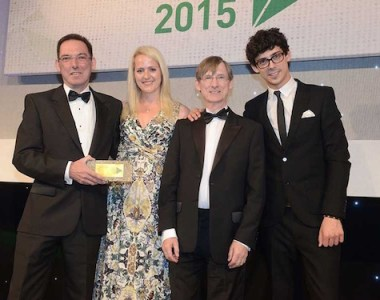 Kedel Limited Win MRW National Recycling Award