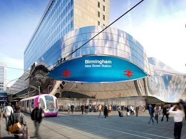 Birmingham's Gateway