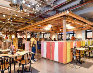 First restaurants sign for intu redevelopment