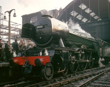Virgin Trains Welcomes Flying Scotsman and Royal Scot on Return to Mainline