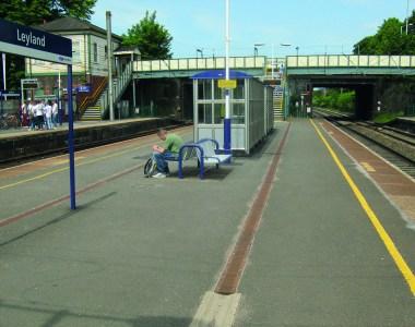 Leyland Station