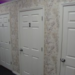 Dressing Rooms at Premier Couples Superstore