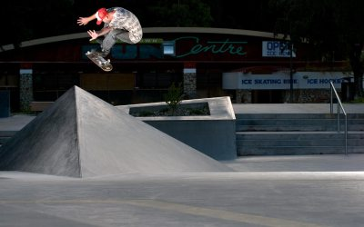 Queenstown Skate Plaza and Bowl