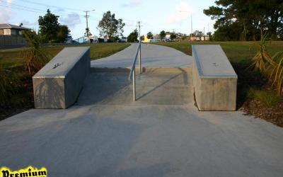 Forrest Hill Skate Path
