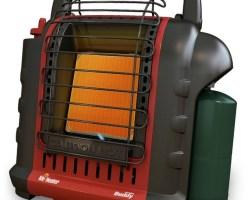 Emergency Heat - Mr. Heater Portable Buddy Propane Heater