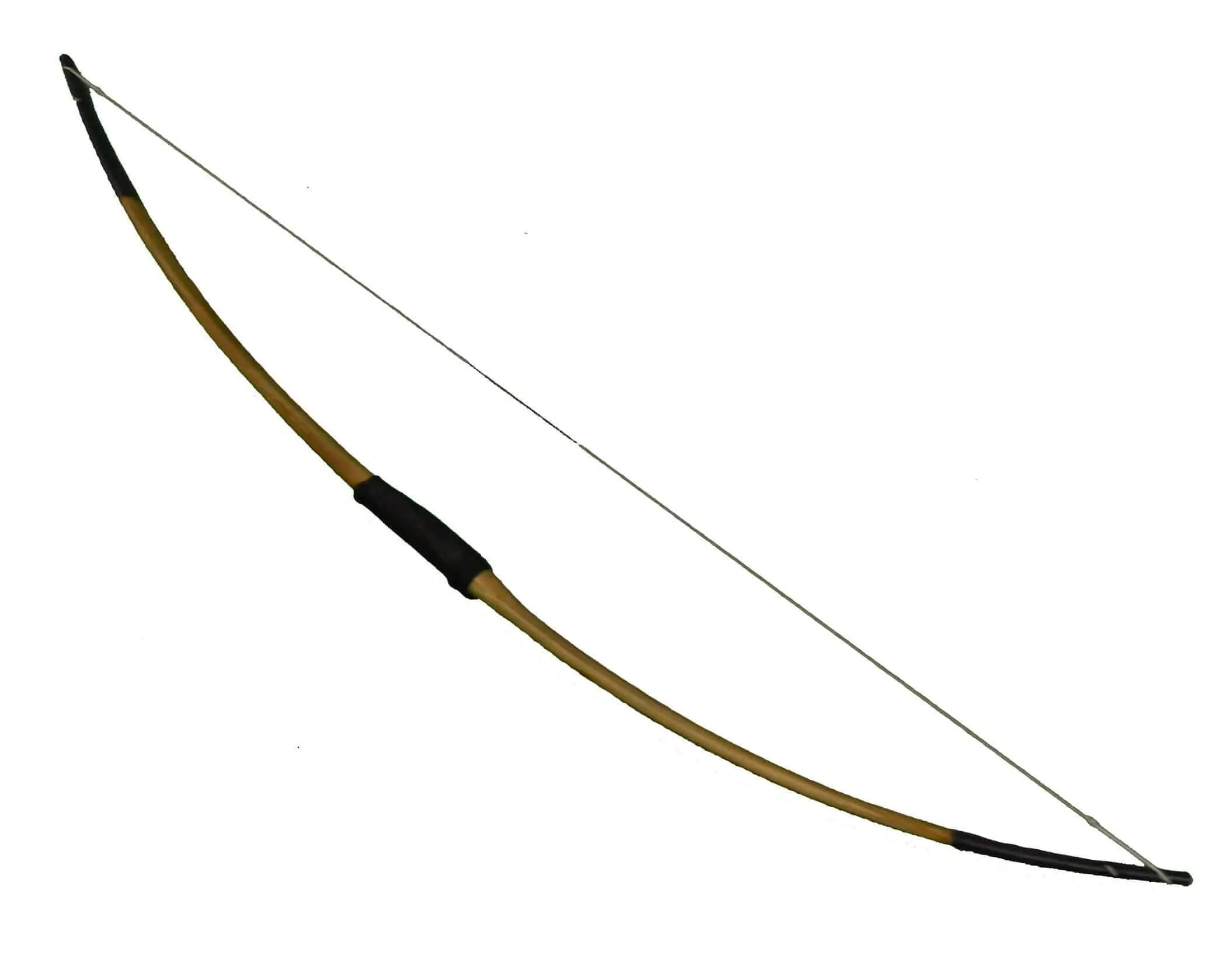 string tension and penetration of arrow