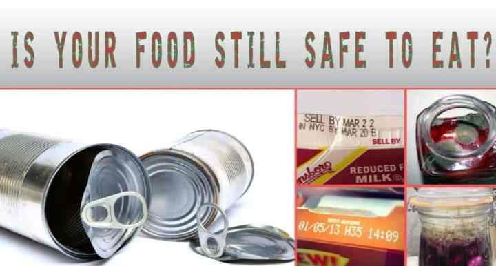 Prepper's Will - Is your food still safe to eat?
