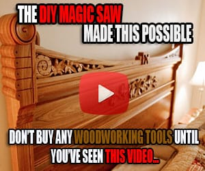DIY Magic Saw for woodworking projects
