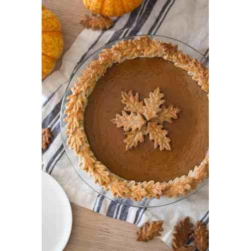 Medium Crop Of Pumpkin Pie Cake