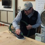 New Technology: Festool Brushless Sanders