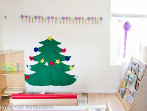 Christmas Advent Countdown by Preschool Inspirations-7