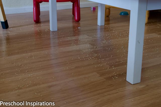 The Importance of Sensory Play ~ Preschool Inspirations