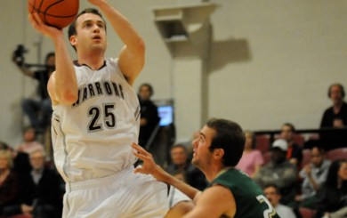 Second-half surge saves Senior Night for Westmont