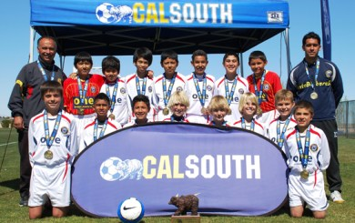Cal South National Championship in SBSC's hands