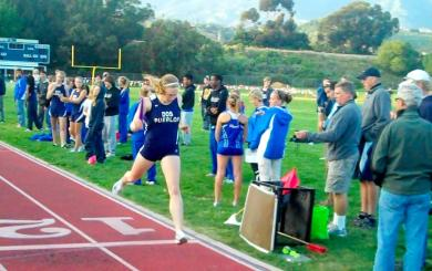 Dos Pueblos boys, girls pull off wins over San Marcos