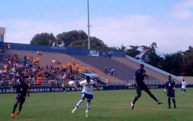 Gauchos have goal taken away in 0-0 draw with Villanova