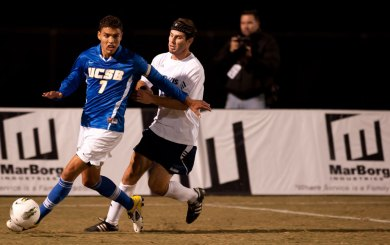 Gauchos work their way back to Big West title game