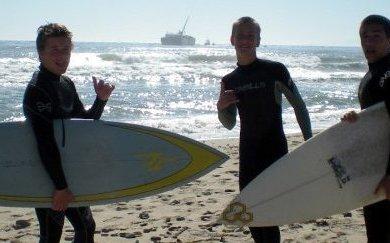Dos Pueblos Surfer of the Week: Kennedy Reardon