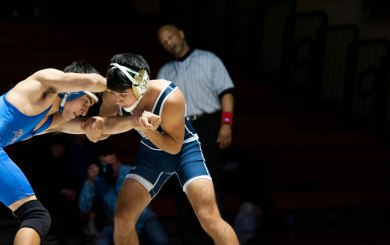 Solano adds to Charger firepower on wrestling mat
