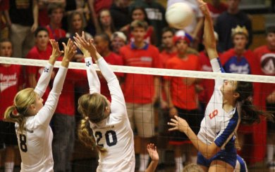 Weekend Sports Calendar: Volleyball TOC has over-the-top field