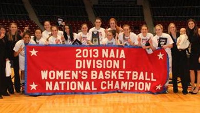 Westmont women do the work, win NAIA National Championship