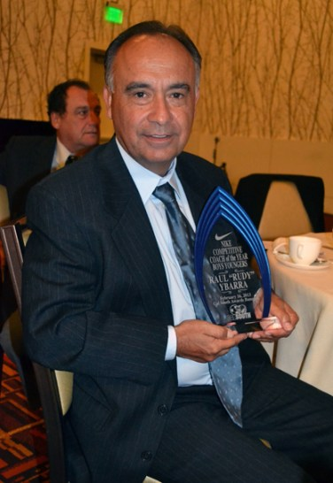 Rudy Ybarra