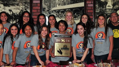 SBART Luncheon: Praise heaped on CIF-champion Dons