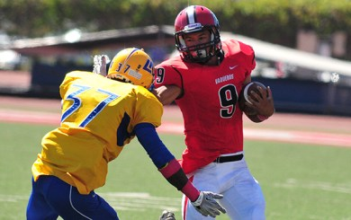SBCC football reboots last year's schedule in 2015
