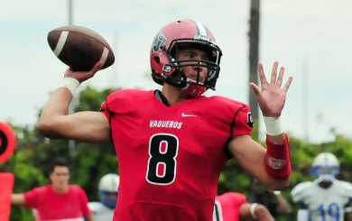SBCC offense clicks in 48-20 win over West L.A.