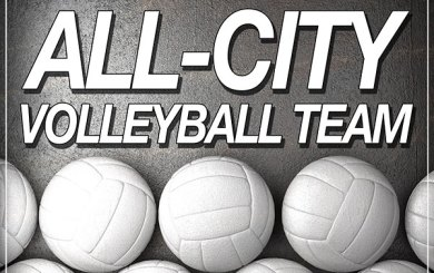 Allen, Madsen share MVP honors on All-City Volleyball Team