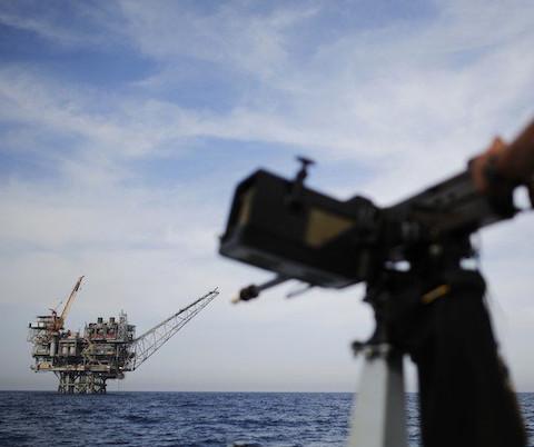 ISIS oil war