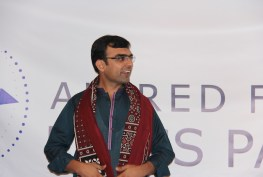 Umar Cheema was a co-trainer at an Alfred Friendly Press Partners investigative journalism training workshop