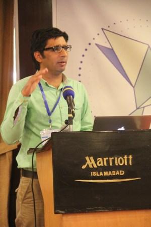 AS at Mic Pakistan Training