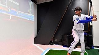 日本初!DeNAがVRを野球練習に導入。19年ぶりベイスターズ優勝を目指す/EON Sports社