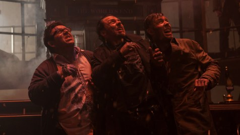 The World's End (Sci-Fi Komödie). Regie: Edgar Wright. Kinostart: 13.09.