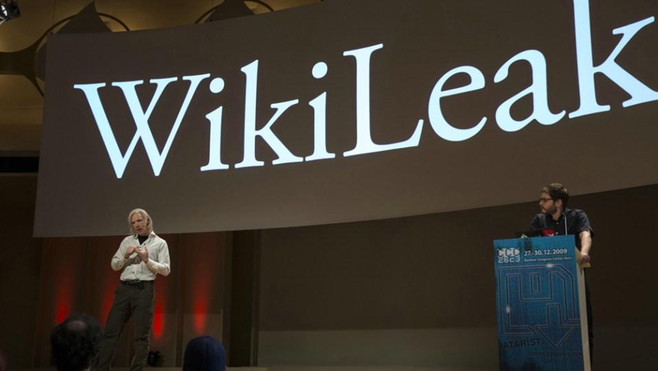Inside WikiLeaks - Die fünfte Gewalt (Thriller). Regie: Bill Condon. 01.11.