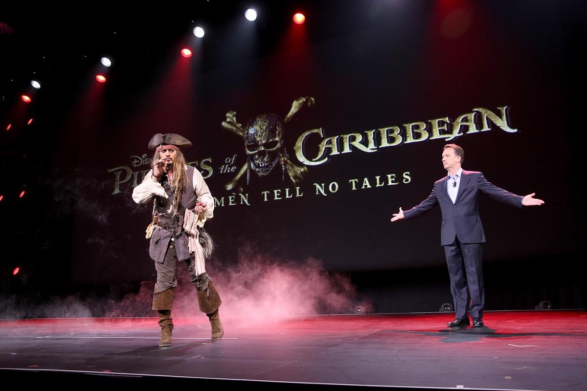 ディズニー最新作 『パイレーツ・オブ・カリビアン/最後の海賊』 2017年7月1日(土)日本公開決定!