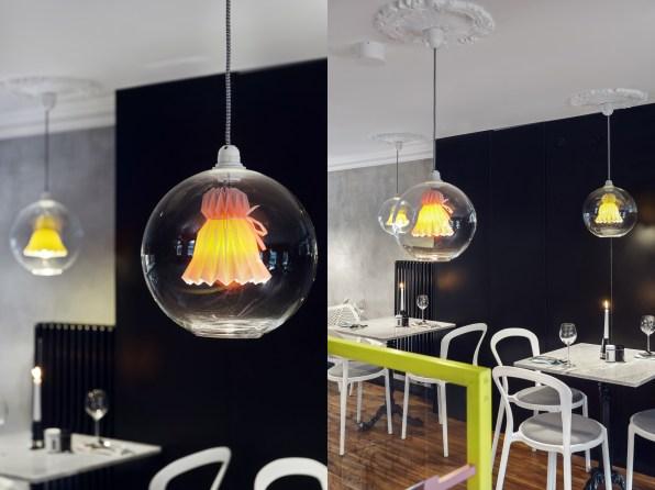 Restauracja w Sopocie – detal