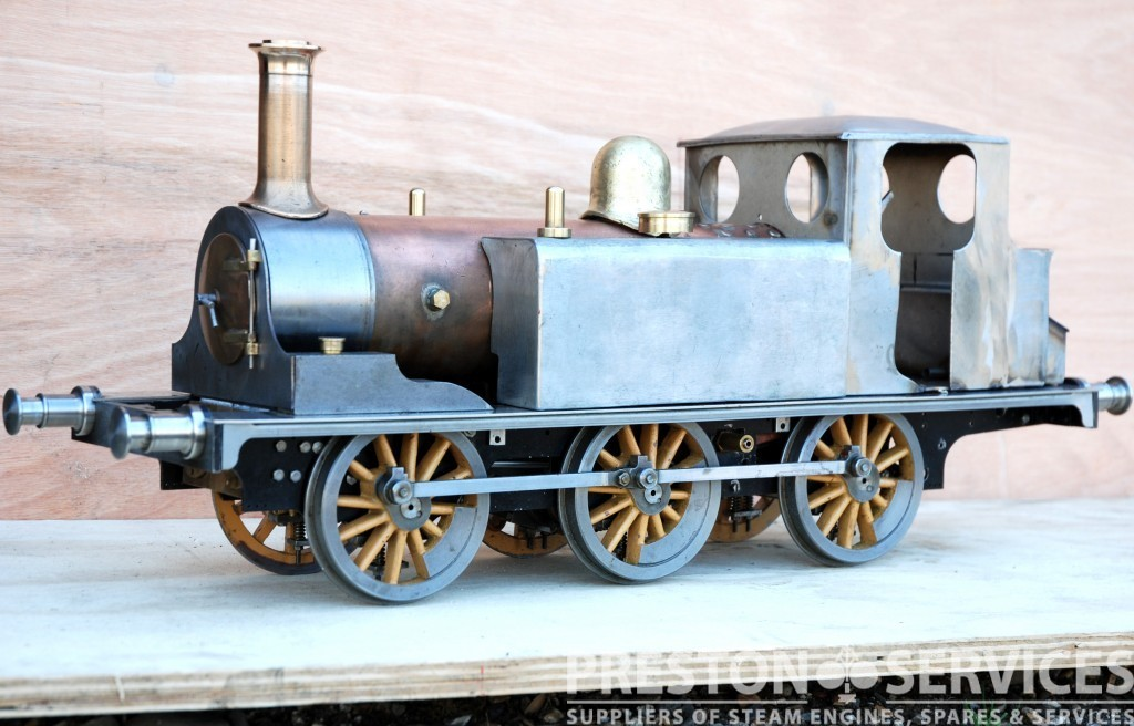 "5 Inch Gauge ""TERRIER"" Steam Locomotive"