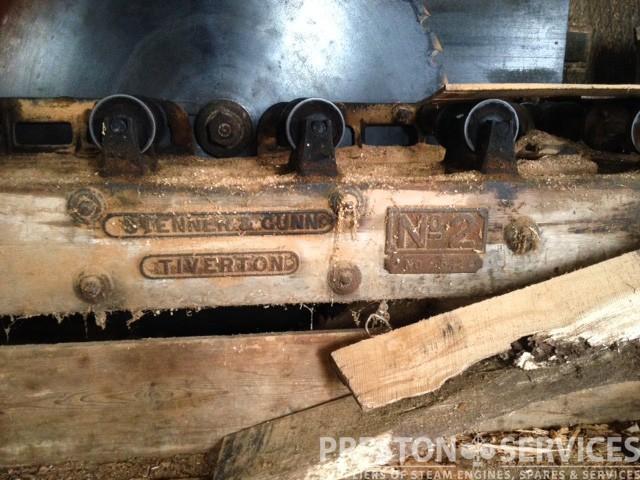 STENNER & GUNN No.2 Racksaw Bench