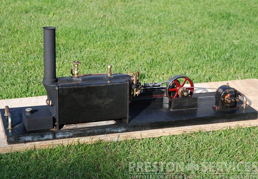 c1930 STUART Stationary Steam Plant