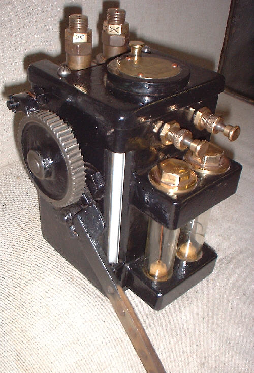 WAKEFIELD Mechanical Cylinder Lubricators, Units Available