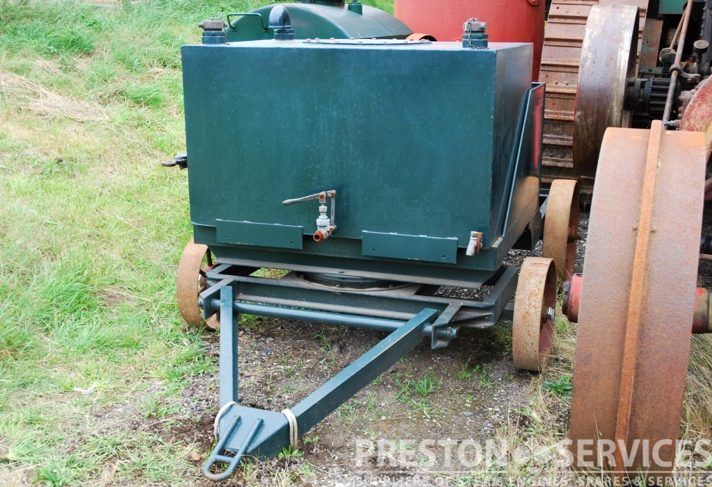 Water Cart, Suitable for Steam Roller or Traction Engine