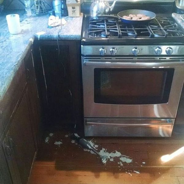 F!!! reallife allthecusswords kitchenfail