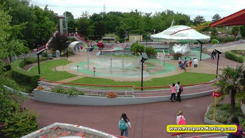 Futuroscope pretpark Frankrijk - Futuristische kinderattracties