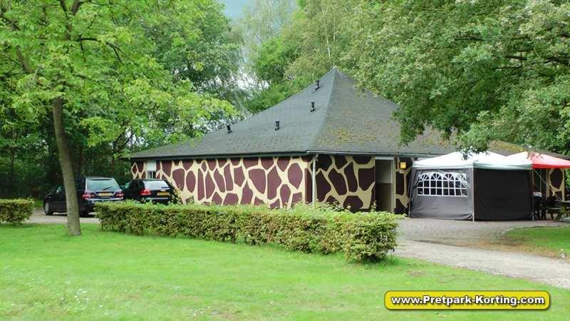 Vakantiepark Beekse Bergen - Duingalows accomodaties