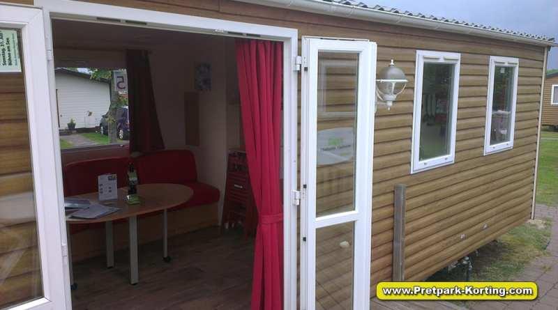Camping Sudsee Camp Eurocamp stacaravan pretpark vakantie duitsland